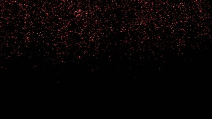 Glitter and Stars Decoration Background