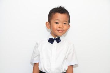 幼児(4歳児)の笑顔