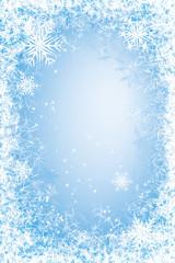 Frost frame