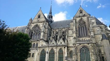 Basilique de saint -quentin