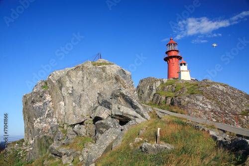 Aluminium isola di ona norvegia faro
