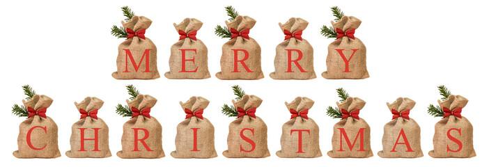 Nikolaussäckchen - merry christmas