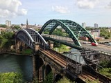 Fototapety Wearmouth Bridge Sunderland