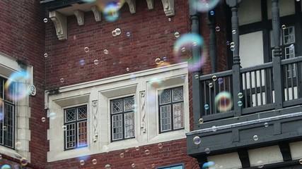 シャボン玉と雨の日_4