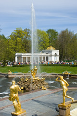 Famous fountains.