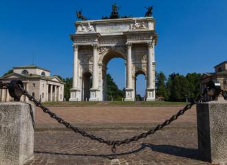 Porte Sempione Italy