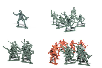 Army of Toy Soldiers