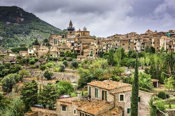 Mallorca, Spain Village at Valldemossa
