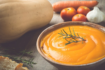 Soup prepared