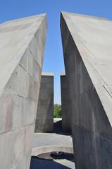 Цицернакаберд,  мемориал жертвам Геноцида армян 1915 года