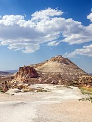 Landscapes of Cappadocia, Central Turkey