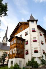 Abtei/Badia - Gadertal - Dolomiten - Alpen