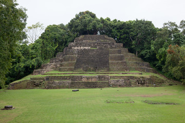 Jaguar Temple Mounds