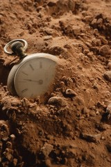Buried Pocket Watch