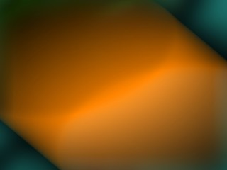 Orange Computer Generated Image