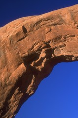 Rocky Arch Formation