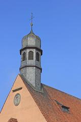 Hohenhameln: Barocker Dachreiter Kath. St. Laurentiuskirche