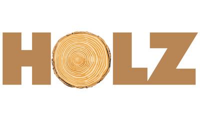 Holz Jahresringe Baumringe