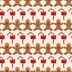 Christmas pattern seamless