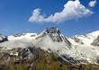 Mountain Hohe Dock, Hohe Tauern National Park, Austria