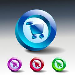 icon vector buy basket retail shop