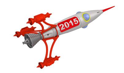 Космический корабль. 2015 год