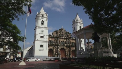 13of19 Panama City, Casco Viejo, Casco Antiguo, church
