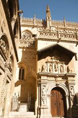 Palacio en el centro de Granada, España
