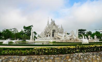 """""""White Temple""""- Wat Rong Khun"""