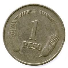 Peso colombiano Colombian Colombien Pesos kolumbijskie