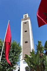 Mosquée, Tanger, Maroc.