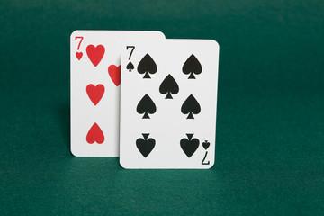 Pocket sevens