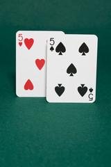 Pocket fives