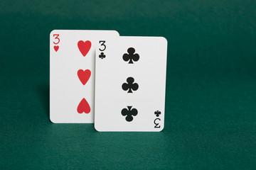 Pocket threes