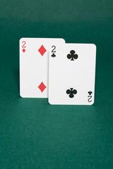 Pocket twos
