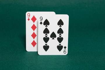 Pocket nines