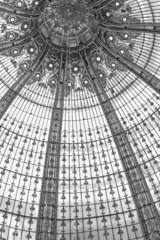 Paris Liberty style dome building ceiling