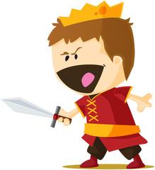 prince de conte de fée