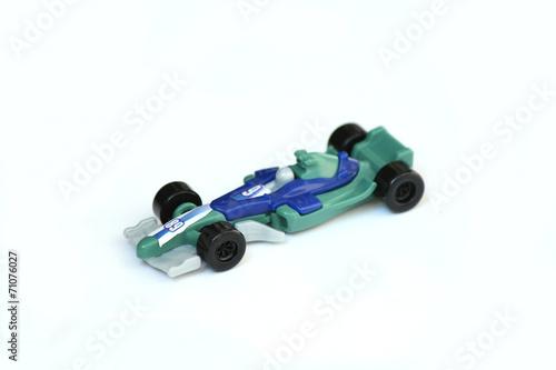 Fotobehang Formule 1 F1 toy