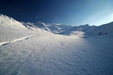 Alpen, Savognin