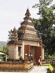Door Temple Thai