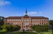 Leinwanddruck Bild - evangelisches Krankenhaus Königin Elisabeth Herzberge berlin