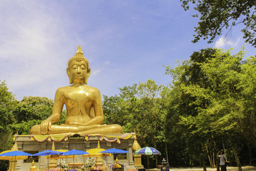 Statues Temple Thai