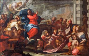 Padua - Jesus entry into Jerusalem (Palm Sunday)
