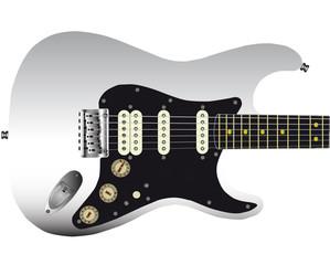 Hard Tail Guitar