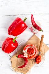 sharp tomatoes paste
