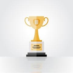 Winner bronze cup, third place