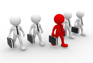 Leadership and team