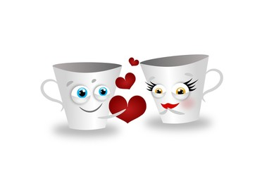 Cups in love