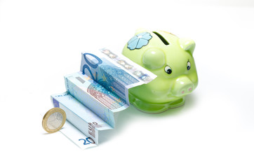 concetto crescita finanziaria